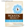 Holistic Select adult dog formula with fishs Sample