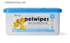 Over $300 preferential right Petkin Pet Wipes 100pcs