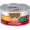 Hill's SD Feline Adult 7+Healthy Cuisine Roasted Chicken & Rice Medley Stew 2.8oz X 24 Can