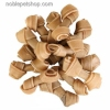 Natural Rawhide Knotted Bone 8 In X 3PCS