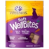 Wellness wellbites Grain Free Chicken & Vension Recipe Soft & Chewy Treats 6oz
