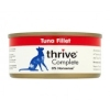 Thrive Complete Tuna Fillet 75g