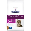 Hill's-y/d Prescription Diet Dry Cat Food-4lbs