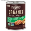 ORGANIX Grain-Free Chicken and Potato Grain Free Canned Canine Formula 12.7oz x 12 [36001]