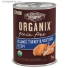 ORGANIX Grain Free Adult DogTurkey & Vege 12.7oz x 12 [36003]