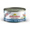 almo nature with tuna, chicken and cheese 70g