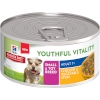 Hill's-Youthful Vitality Adult 7+ Small & Toy Breed Chicken & Vegetable Stew Dog Food 5.5oz