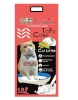 Petsgoal X Cream Bro -Corn ToFu Cat Litter (Milk Flavor)-18L x8