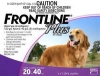 Frontline-plus 20kg to 40kg(犬用)-3支裝