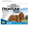 Frontline-plus 10kg to 20kg(犬用)-3支装